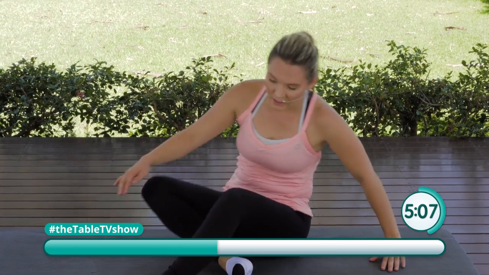 Ep 5 - Core Workout A: Workout with Alisha