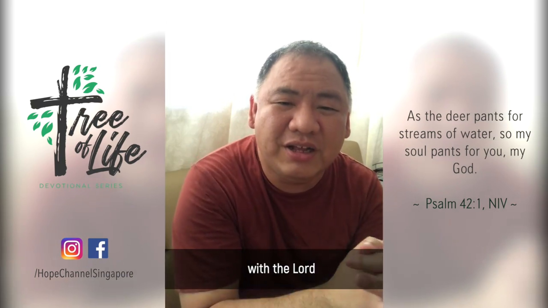 Ep 183 | Being thirsty for God's word
