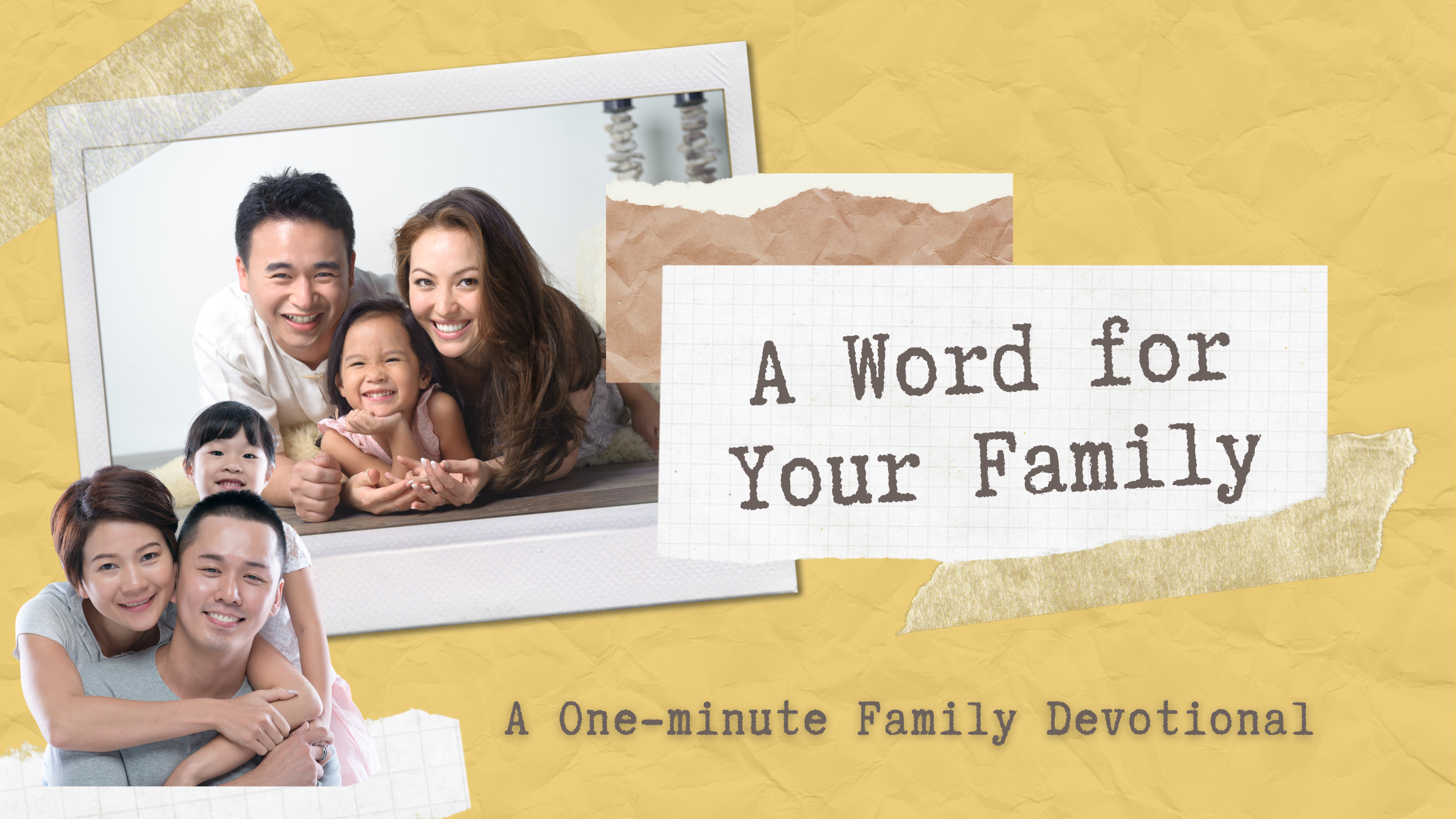 A Word For Your Family