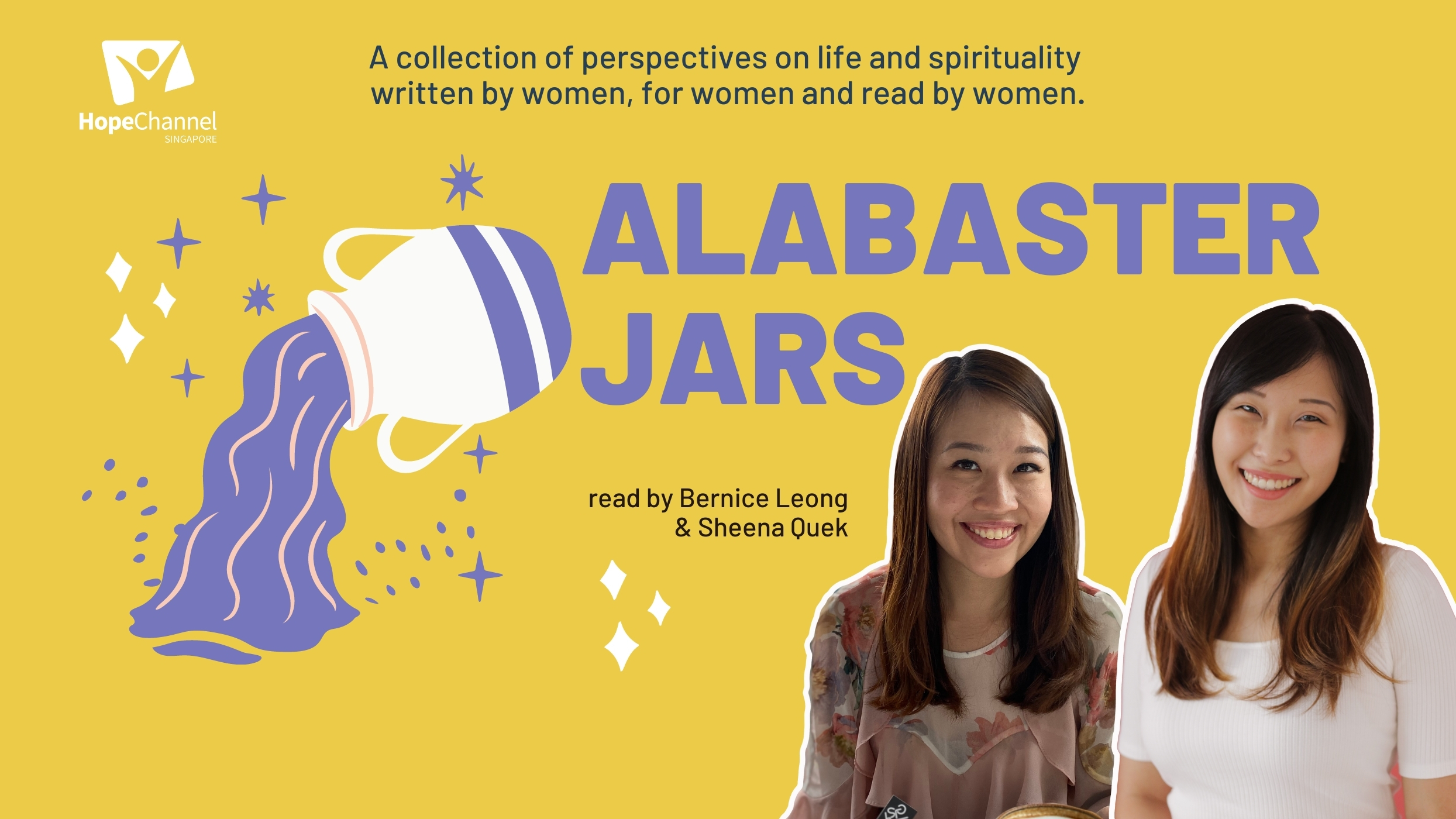 Alabaster Jars (Podcast)