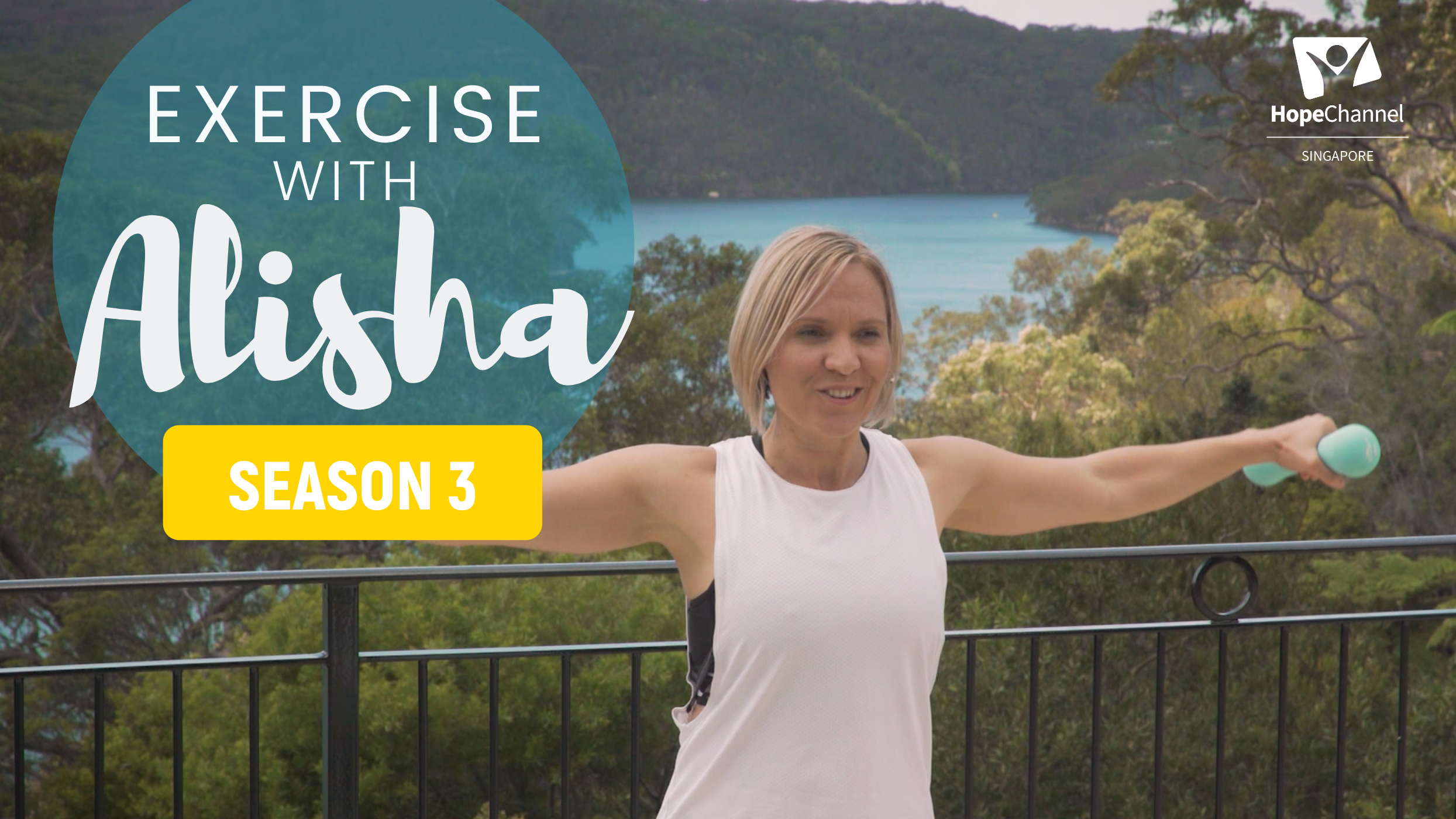 Exercise with Alisha